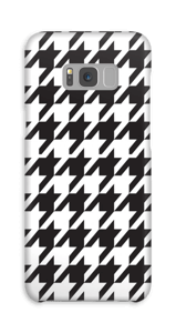 Houndstooth Capa Galaxy S8 Plus
