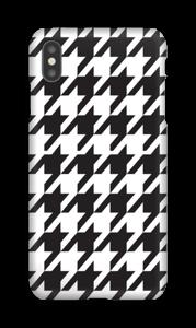pied-de-poule Coque