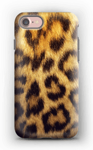 Leopard kuoret IPhone 7 tough