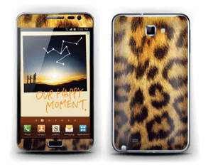 Love Leo Skin Galaxy Note