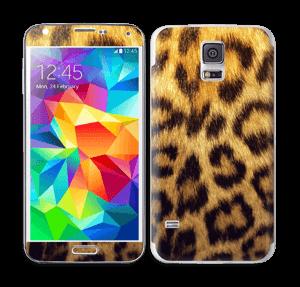 Love Leo Skin Galaxy S5