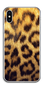 Leoparden Muster Skin IPhone X