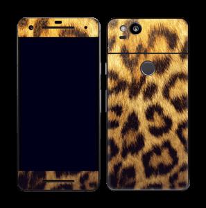 Leopardmönster Skin Pixel 2