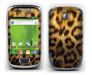 Love Leo Skin Galaxy Mini