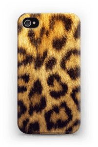 Leopard kuoret IPhone 4/4s