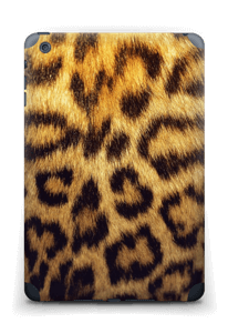 Leoparden Muster Skin IPad mini 2 back