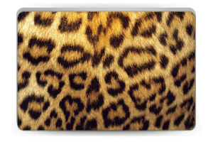 Leopardmönster Skin Laptop 15.6