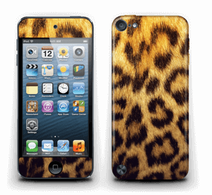 Leopardmönster Skin IPod Touch 5th Gen