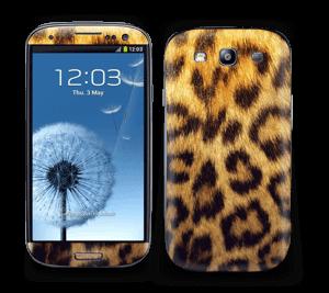 Leopard mønster Skin Galaxy S3