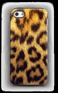 léopard Coque
