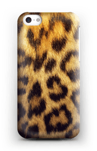 Leopard kuoret IPhone 5c
