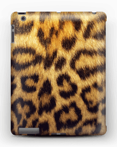 Leopardo Capa IPad 4/3/2
