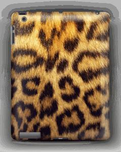 Leopard kuoret IPad 4/3/2