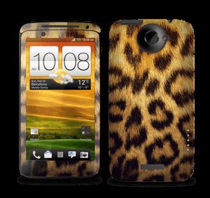 Leopard mønster Skin One X