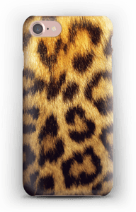 Leopard Pattern deksel IPhone 7