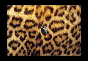 """Leopard Pattern Skin MacBook Pro 15"""" 2016-"""