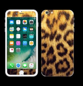 Leopard Pattern Skin IPhone 6 Plus