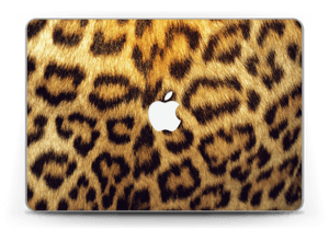 "Leopard Pattern Skin MacBook Pro Retina 13"" 2015"