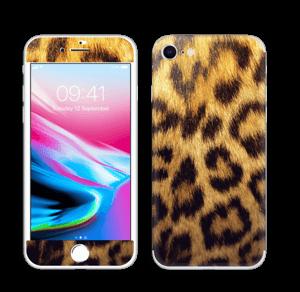 Leopard Pattern Skin IPhone 8