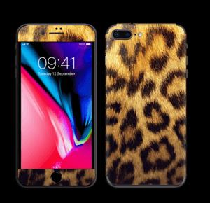 Leopard Pattern Skin IPhone 8 Plus