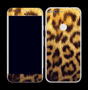 Leopard Pattern Skin Pixel