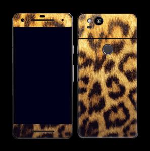 Leopard Pattern Skin Pixel 2