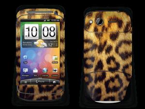 Leopard Pattern Skin Desire