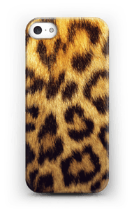Leopard Pattern deksel IPhone 5/5S