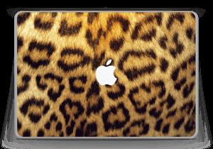 """Leopard Pattern Skin MacBook Pro 13"""" -2015"""