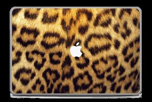 """Leopard Pattern Skin MacBook Pro 17"""" -2015"""