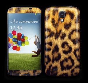 Leopard Pattern Skin Galaxy S4