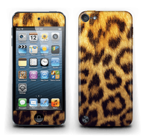 Leopard Pattern Skin IPod Touch 5th Gen