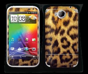 Leopard Pattern Skin Sensation XL