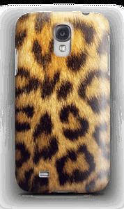 Leopard Pattern deksel Galaxy S4