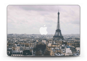 """Straßen von Paris Skin MacBook Pro Retina 13"""" 2015"""