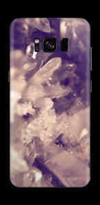 Bergkristalle Skin Galaxy S8