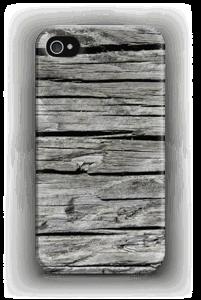Puinen kuoret IPhone 4/4s