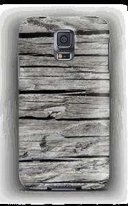 Puinen kuoret Galaxy S5