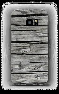 Puinen kuoret Galaxy S7 Edge