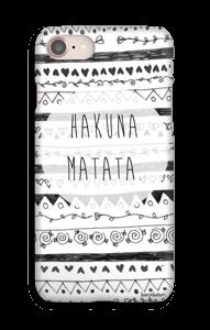 Hakuna Matata kuoret IPhone 8