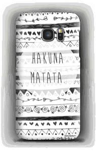 Hakuna Matata kuoret Galaxy S7