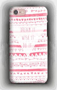 Unelmoi ja toteuta kuoret IPhone 7