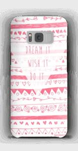 Unelmoi ja toteuta kuoret Galaxy S8