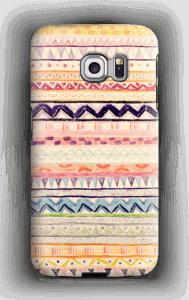 Asteekki kuoret Galaxy S6 Edge