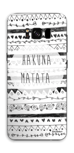 Hakuna Matata Skin Galaxy S8