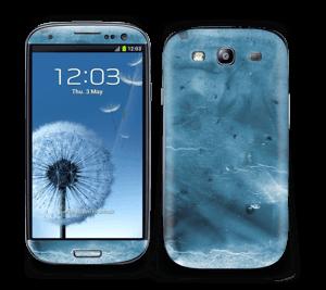 Blå Skin Galaxy S3