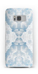 Clouds on clouds  case Galaxy S8