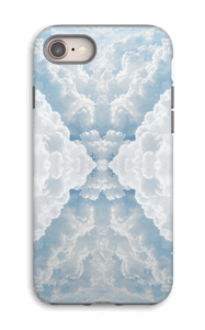 Clouds on clouds  case IPhone 8 tough