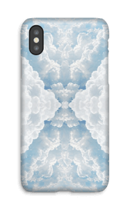 Clouds on clouds  case IPhone X