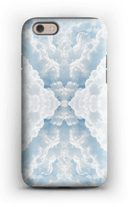 Clouds on clouds  case IPhone 6s tough